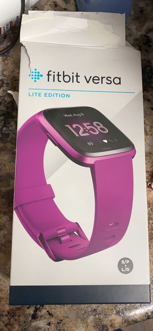 FitBit Versa Lite for Sale in Tallahassee, FL