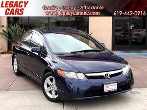 2007 Honda Civic Sdn for Sale in El Cajon, CA