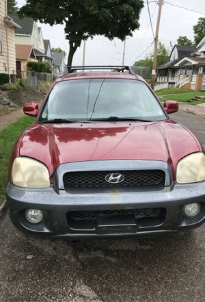 Hyundai Santa Fe for Sale in Cleveland, OH