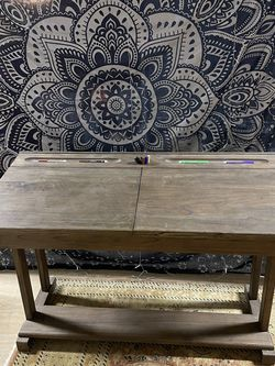 Wooden Writing Desk for Sale in Scarsdale,  NY