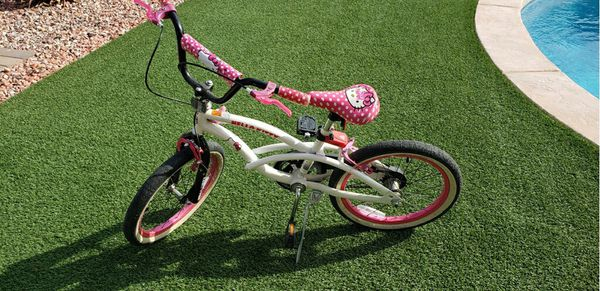 Hello Kitty Bike 18""