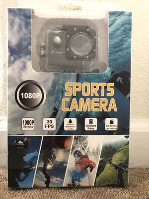 1080P HD Video Sports Camera for Sale in Roseville, CA