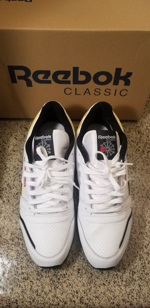 Men's Reebok Classic size 12 for Sale in Fort Worth, TX