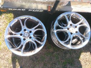 """American Racing Rims 17"""" for Sale in Hampstead, NC"""