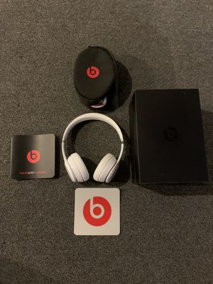 Beats by Dre Solo 3 for Sale in Plymouth, MA
