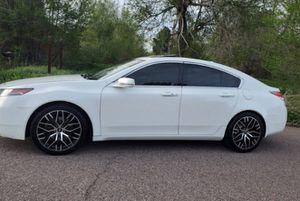 Great shape. 2012 Acura TL AWDWheels for Sale in Greensboro, NC