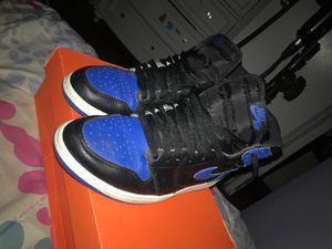 Royals 1's (Jordan's) size 8...8.5/10 condition for Sale in The Bronx, NY