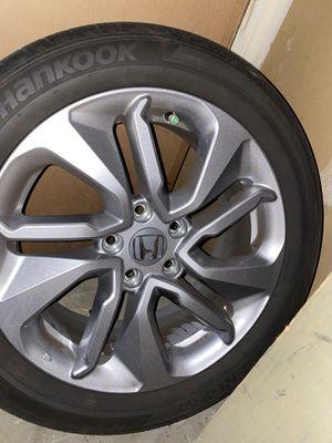 Honda Accord lx wheels for Sale in Normandy Park, WA