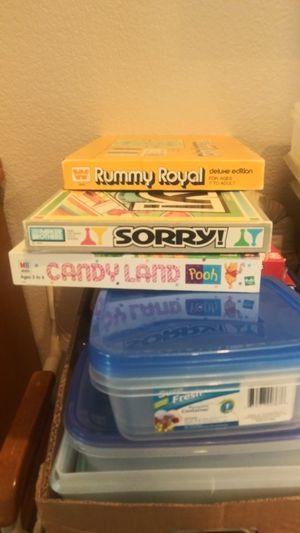 Antique board games for Sale in Las Vegas, NV