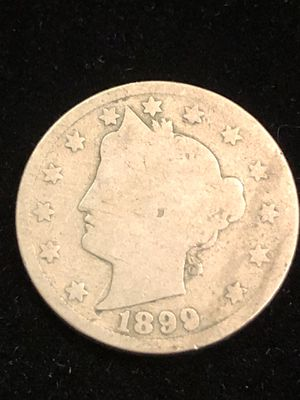 1899 Liberty Head V Nickel for Sale in Clyde, TX