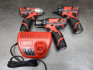 Milwaukee M12 combo kit for Sale in OR, US