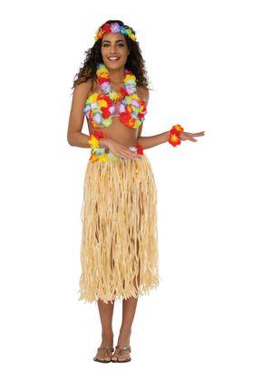 Hawaiian halloween costume accessories for Sale in Tampa, FL