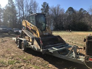 Skid steer, great work for h1re for Sale in Clayton, NC