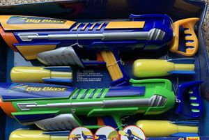 Nerf Gun Set for Sale in Silver Spring, MD
