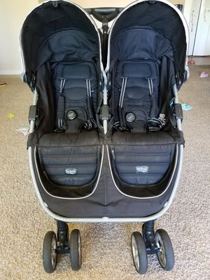Britax b agile Double stroller for Sale in Fremont, CA
