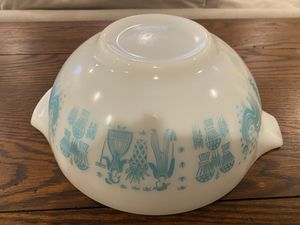 PYREX AMISH BUTTERPRINT CINDERELLA BOWL #443 2.5 QTS for Sale in Dallas, TX