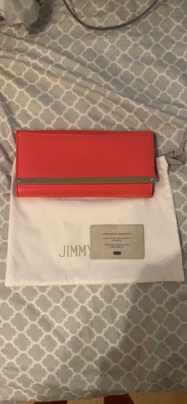 Jimmy Choo Wallet on Chain