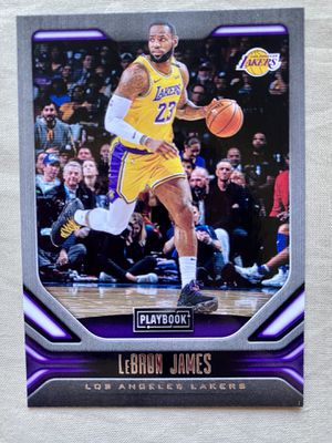 Lebron James chronicles Playbook Card for Sale in Tucson, AZ