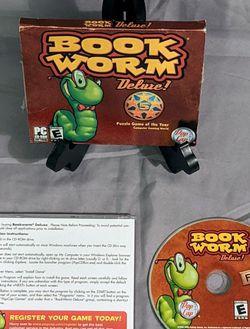 Bookworm Deluxe PC Puzzle Game for Sale in San Antonio,  TX