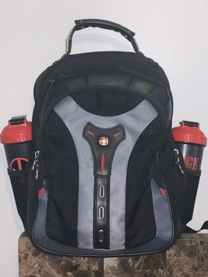 """Swiss Gear Wenger Pegasus 17"""" Laptop Backpack - Gently Used for Sale in St. Louis, MO"""