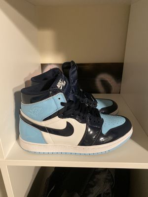 Air Jordan 1 retro high OG blue chill for Sale in College Park, MD
