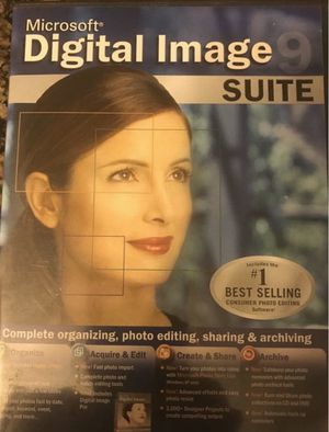 DIGITAL IMAGE SOFTWARE for Sale in Herndon, VA