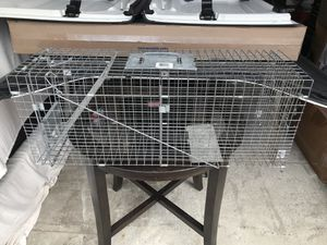 Animal Trap ( Big Enough For Fox 🦊) for Sale in Chicago, IL