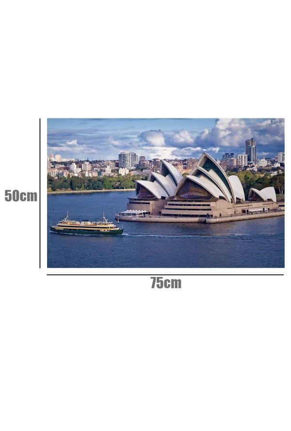 Opera house puzzle