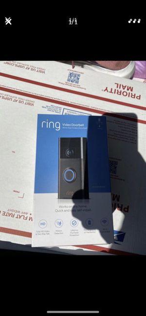 Ring Video Doorbell for Sale in Los Angeles, CA