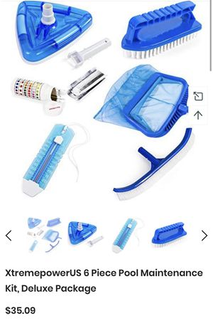 Pool maintenance kit for Sale in Covina, CA
