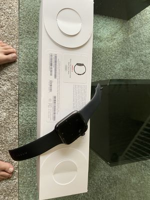 Apple Watch series 4 44mm aluminum space gray for Sale in Celebration, FL