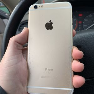 T-Mobile / MetroPCS iPhone 6S Plus 16GB Gold. for Sale in Portland, OR