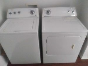 Washer and dryer for Sale in Keller, TX