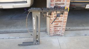 Softride bike rack, trailer hitch for Sale in Joplin, MO