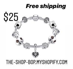 Charm bracelet / new jewelry for Sale in Hoboken, NJ