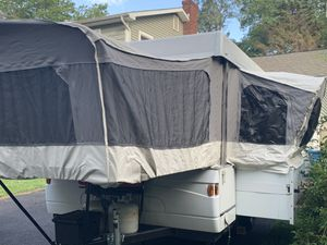 Remodeled coleman/fleet wood Fairview pop up camper for Sale in Freehold, NJ