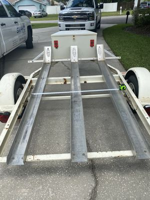 3 Bike Trailer for Sale in Lutz, FL