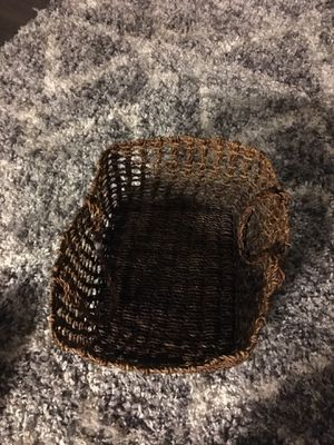 Wicker Basket for Sale in Raleigh, NC