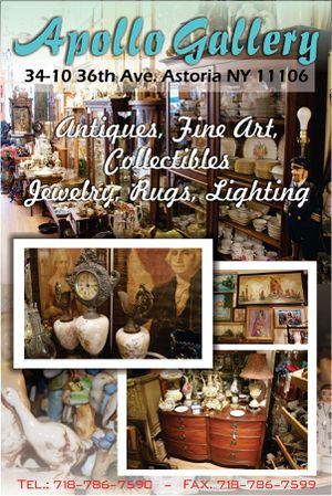 Antique Shop. SALE 40% to 60% OFF 34-10 36th ave Astoria New York 11106 for Sale in Queens, NY