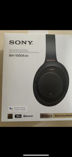 SONY headphone for Sale in Los Angeles, CA
