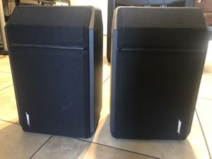 Bose 201 Series IV Stereo Speakers for Sale in Scottsdale, AZ