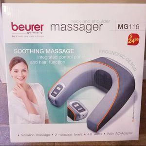 Neck/Shoulder Massager by Beurer (Germany) for Sale in Riverton, CT