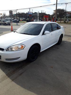 2012 Chevy Impala Sunroof for Sale in Dallas, TX