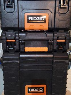 Ridgid PRO Tool Box Set for Sale in Silverdale,  WA