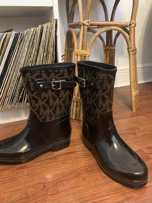 Michael Kors Rain boots for Sale in Miami, FL