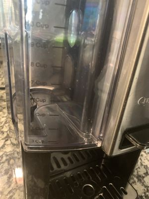 Cuisnart Coffee-OnDemand 12 Cup Programmable makes for Sale in Dallas, TX