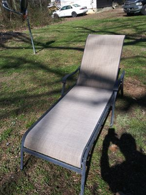 Patio Pool Chair Chaise Lounge for Sale in Norcross, GA
