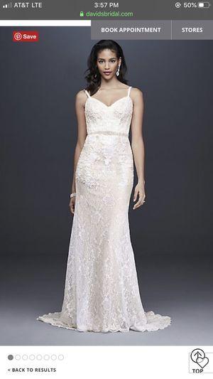Ivory Wedding Dress for Sale in Detroit, MI