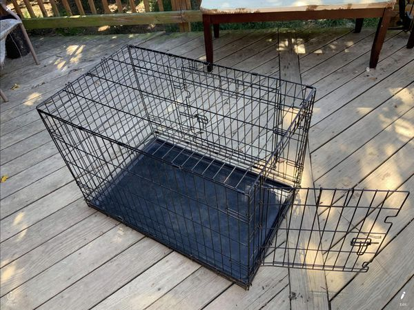 X large dog crate cage