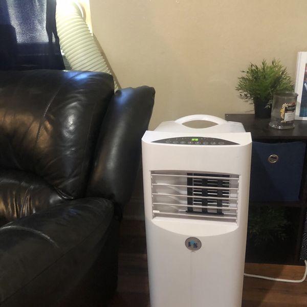 Air Conditioner, Dehumidifier, Fan